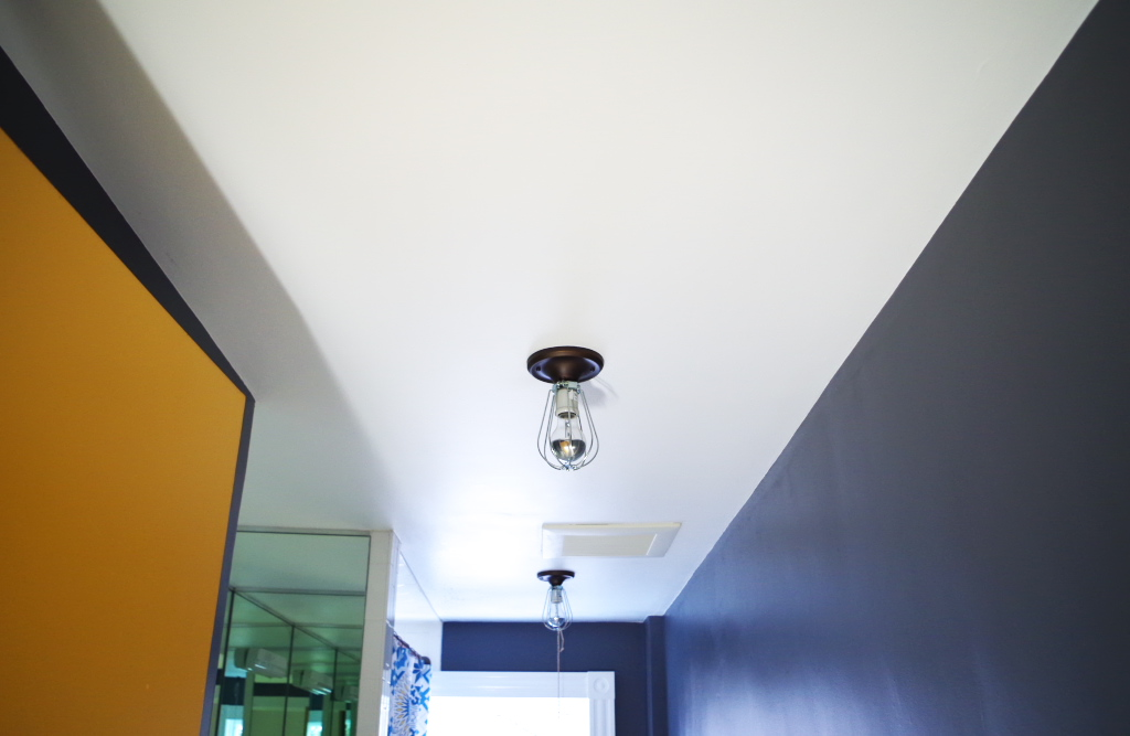 The Perplexing Case of the Asymmetrical Bathroom Ceiling ...