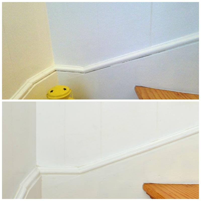 The Stairwell Makeover Plaster Amp Disaster