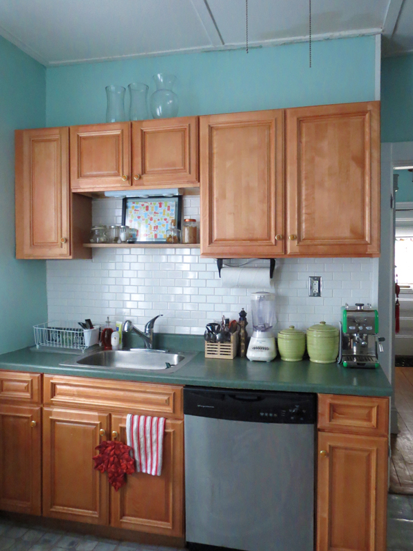 Tiling A Backsplash And Other Things I Probably Shouldnt Have Done