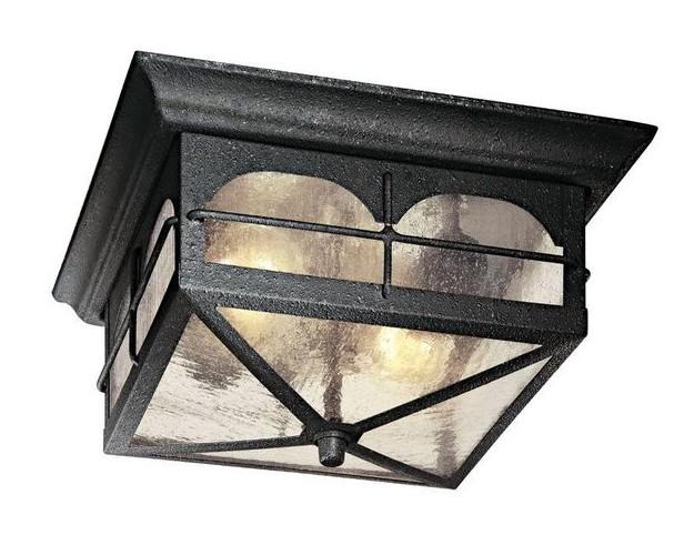 Using an exterior light inside -- Plaster & Disaster