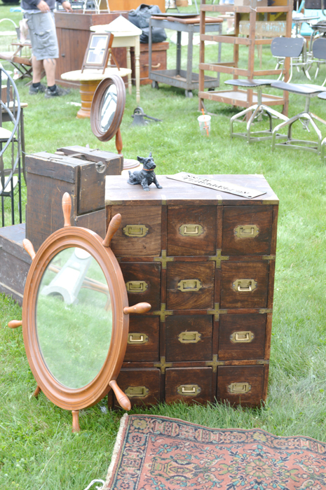 Trip to Brimfield Antique Show - Plaster & Disaster