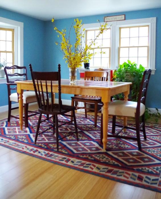 Home color palette - dining room - Plaster & Disaster