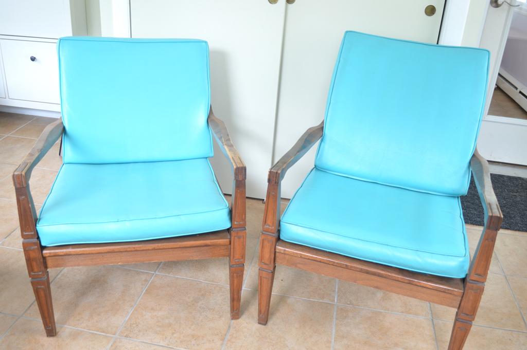 Restoring A Mid Century Chair    Plaster U0026 Disaster