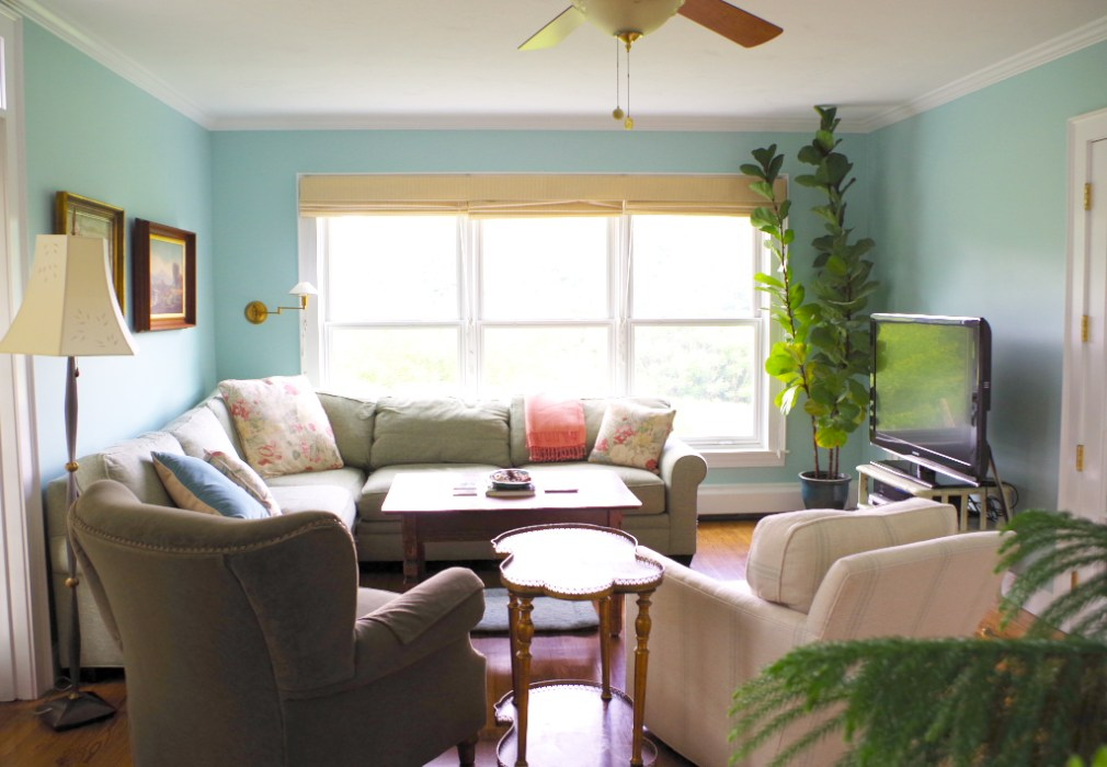 Eco Decorating Living Room Tour Plaster Disaster Enchanting Living Room Shows Property