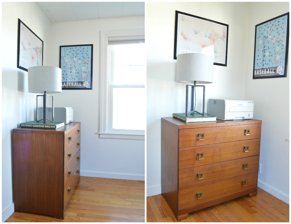 Home office makeover -- Plaster & Disaster