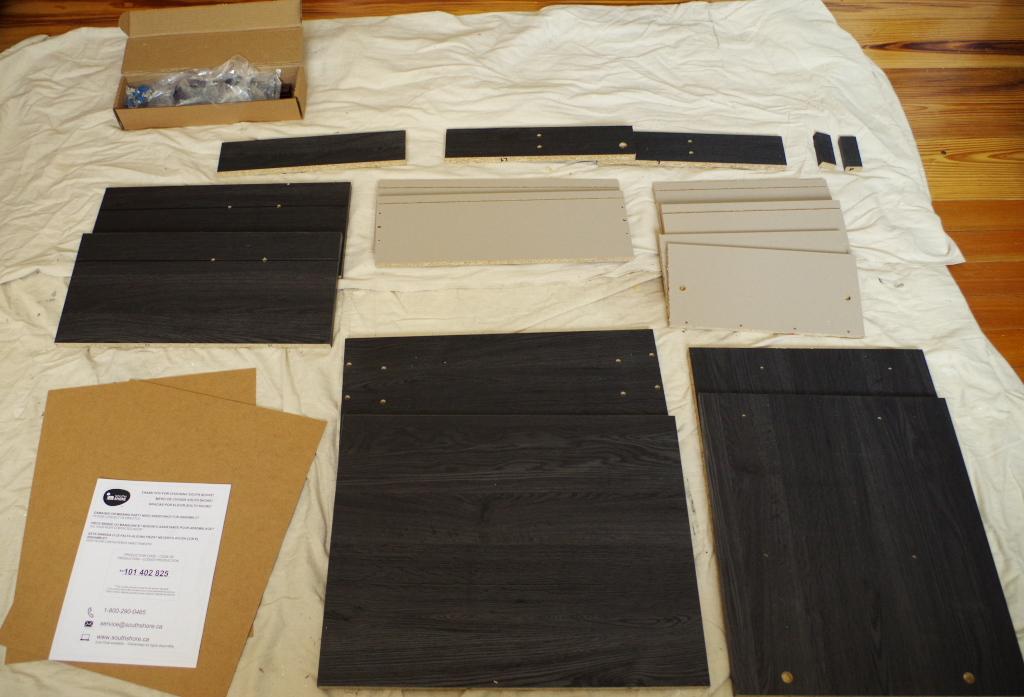 Bedside Tables 5 - Plaster & Disaster
