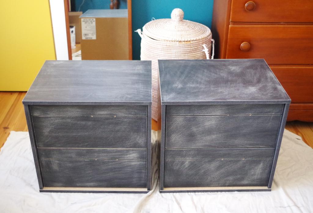 Bedside Tables 8 - Plaster & Disaster