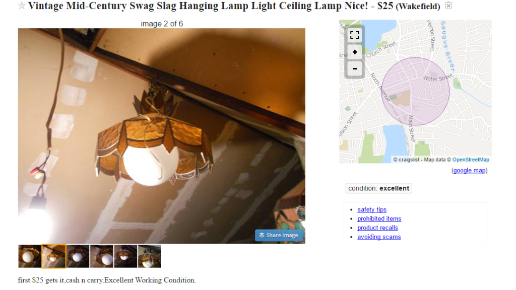 Are these craigslist finds great or terrible? Vote at Plaster & Disaster!