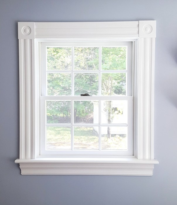 Painting Windows - Plaster & Disaster