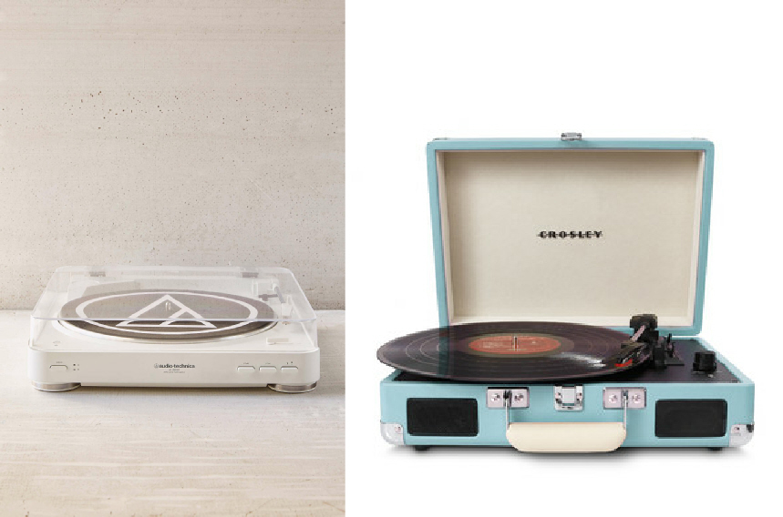 Affordable starter record players - Plaster & Disaster