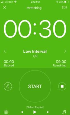 timer app -- Plaster & Disaster