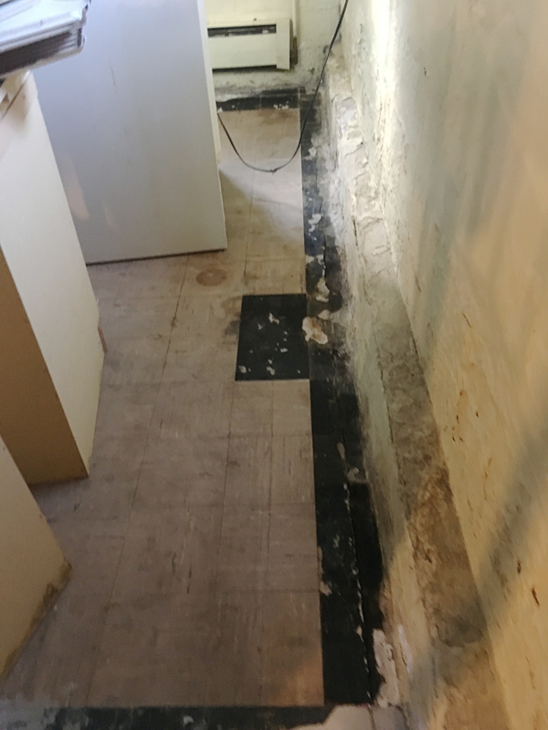 Dealing With Asbestos Floors Plaster Amp Disaster