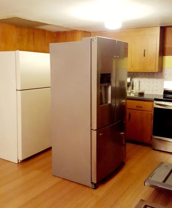 Kitchen Disaster: Plaster & Disaster