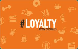 Loyalty Membership Card