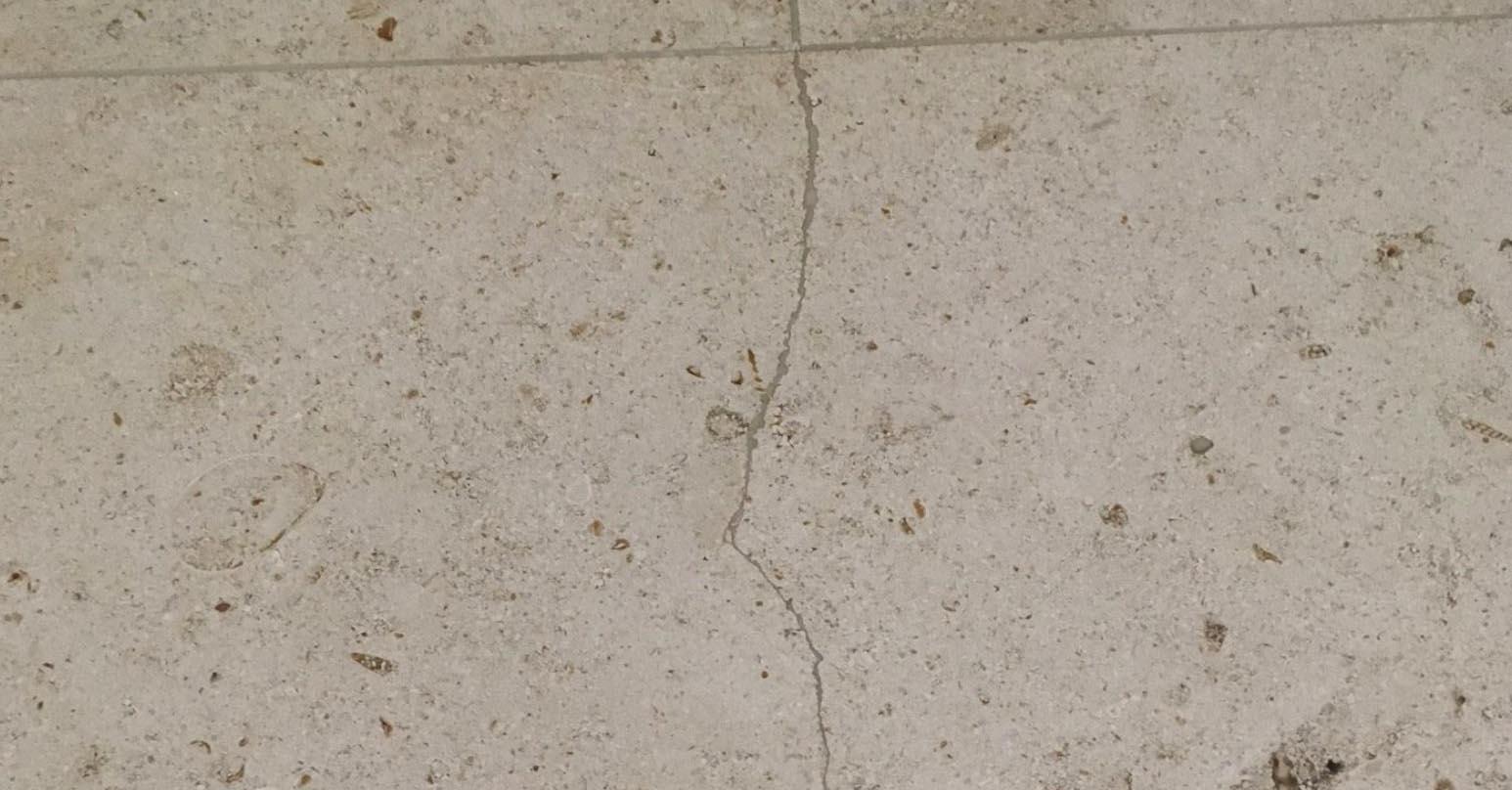 floor tile chip and scratch repair