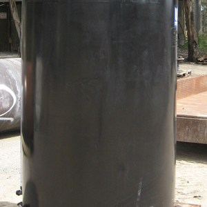 Chemical tank fit outs