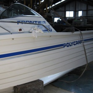 Polycraft boat repairs and modificaitons