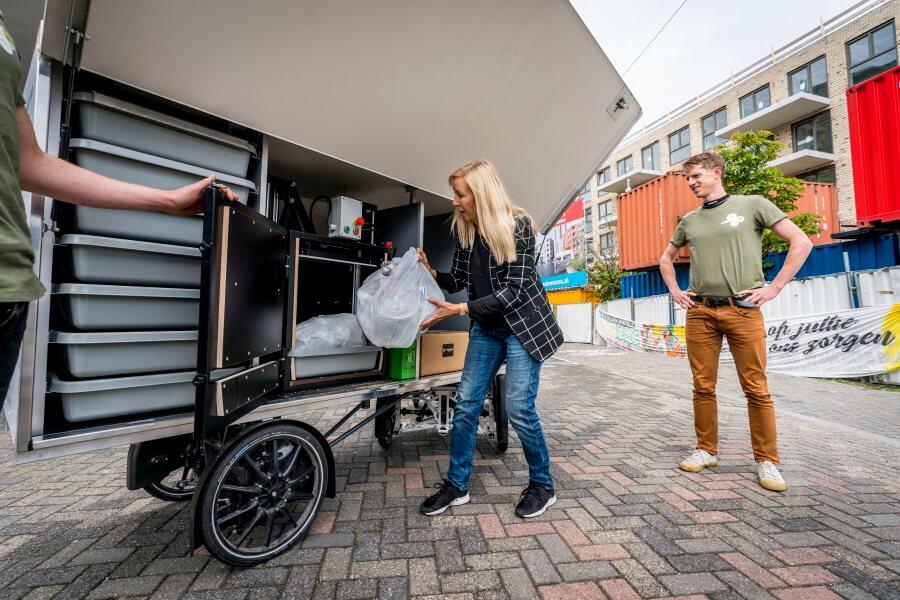 the hague cargo bike