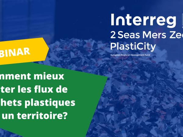 Comment mieux capter les flux de déchets plastiques sur un territoire?