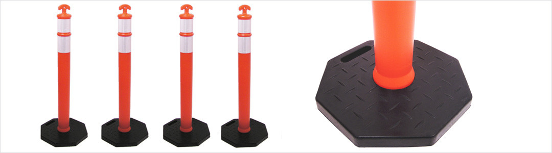 Delineator Posts and Bases