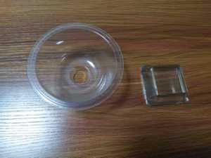 clear plastic for molding