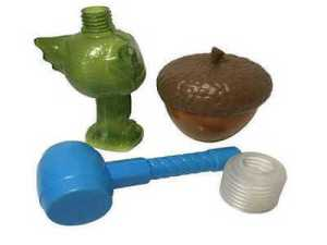 blow molding toys