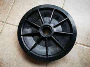 PA66 injection molding wheel