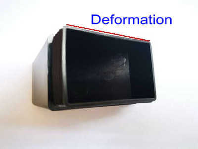 Deformation issue