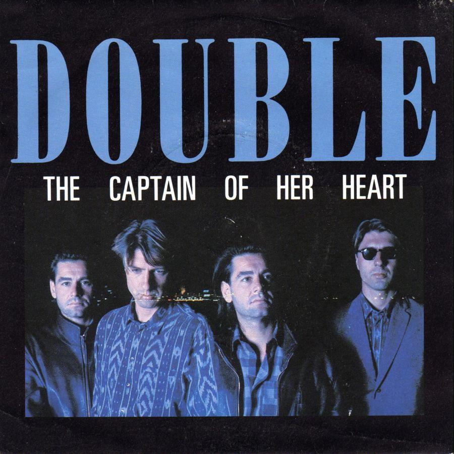 "Foto. Portada de la canción ""The Captain of Her Heart"" de Double"