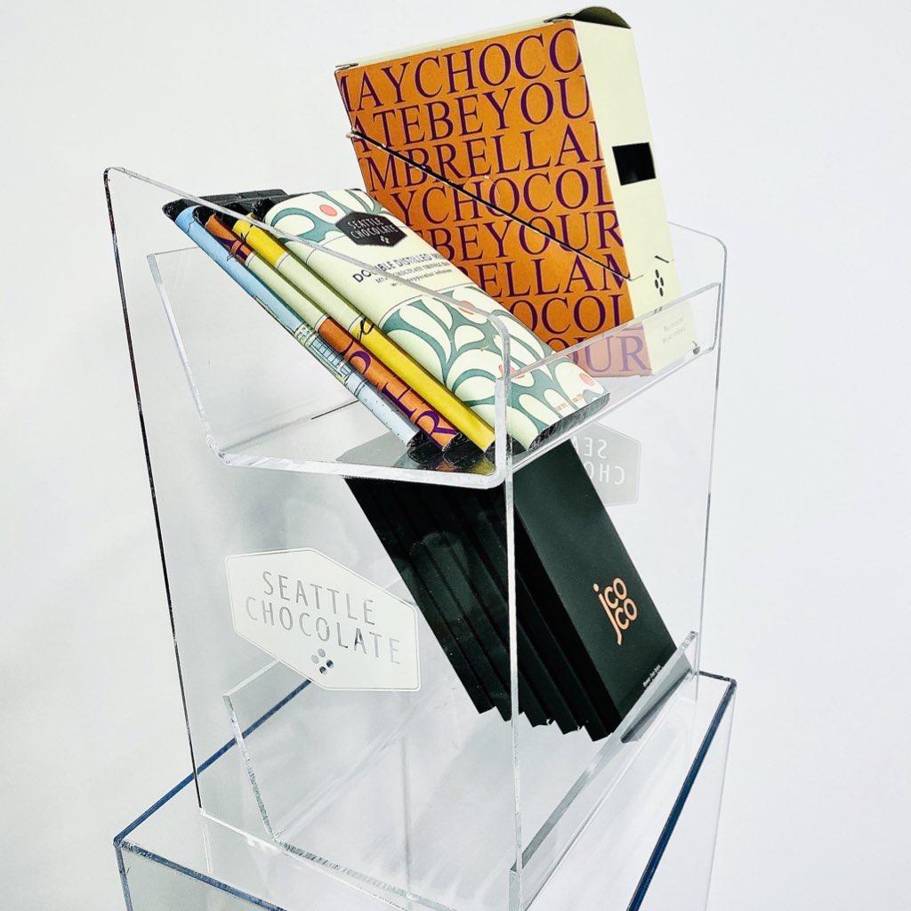 Custom acrylic displays for retails