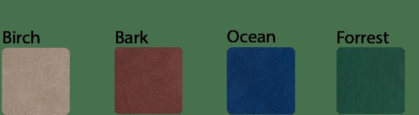 bio green menu cover
