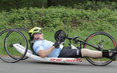 PLASTICS PLUS SUPPORT WARRIOR GAMES BRITISH COMPETITOR