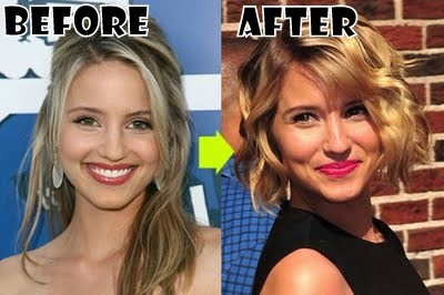 Dianna Agron plastic surgery before and after