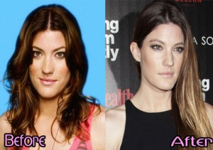 Jennifer-Carpenter-Nose-Job-Before-and-After
