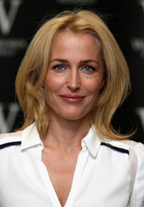 Gillian Anderson Plastic Surgery Before After