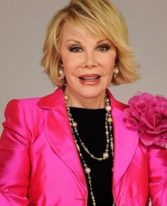 Joan Rivers Plastic Surgery Before After