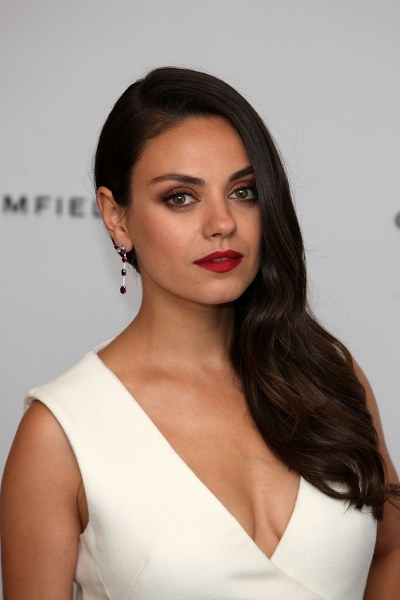 Mila Kunis Plastic Surgery Before After