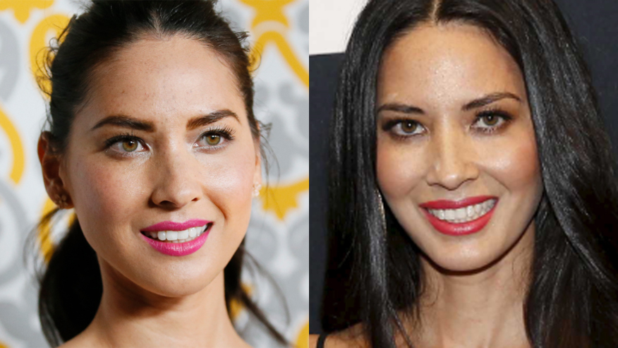 Olivia Munn Plastic Surgery Before After