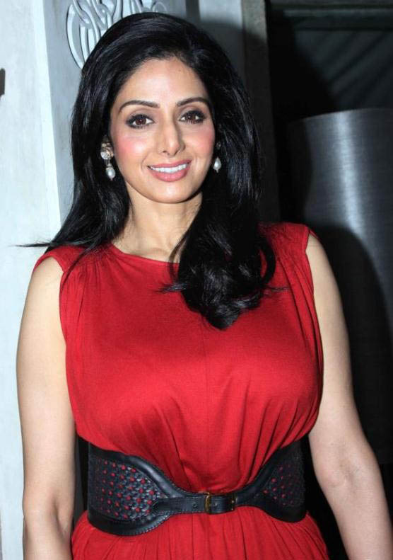 Sridevi Plastic Surgery Before After
