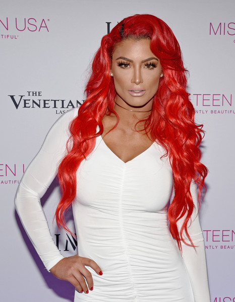 Eva Marie Plastic Surgery Before After