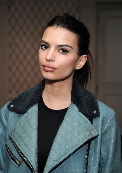 Emily Ratajkowski Plastic Surgery Before After