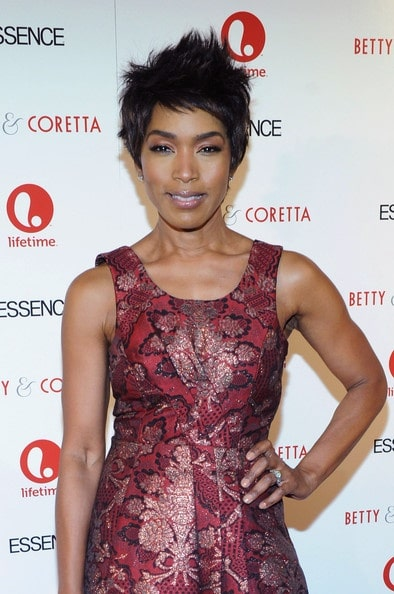Angela Bassett Plastic Surgery Before After