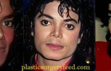 Michael Jackson Face Transformation