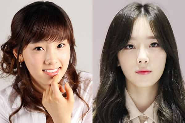 Kim Taeyeon Before And After SNSD Girls Generation