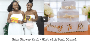 Watch Tuke Morgan Answer Pregnancy-Related Questions In Latest Vlog