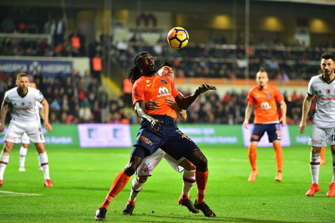 Emmanuel Adebayor 21st century football