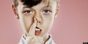 Eating Boogers Leads To A Happier And Healthier Life