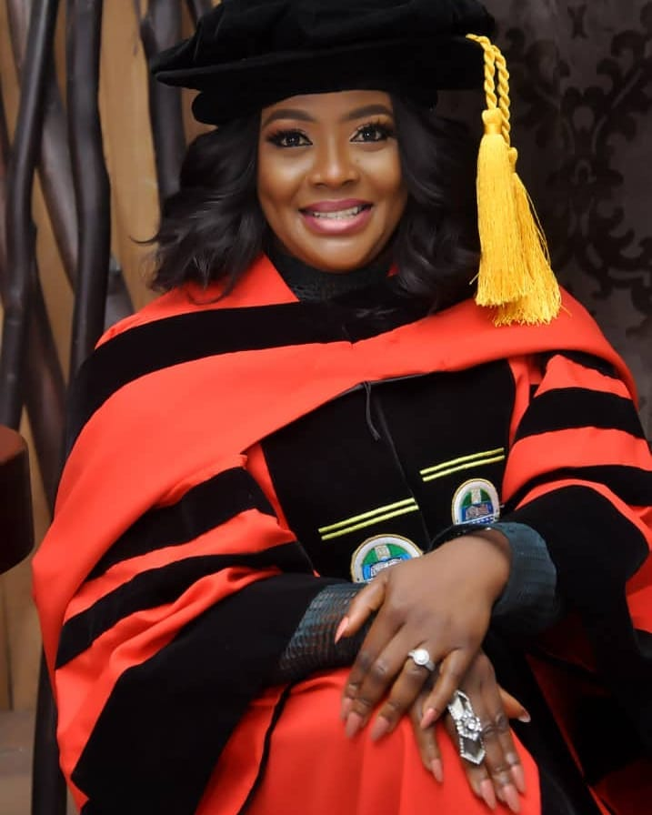 Helen Paul Reveals She Lost A Two-Months Pregnancy On A Motorcycle