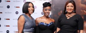 """Omotola Jalade-Ekeinde, Mo Abudu, Others Spotted At Beverly Naya's Documentary Premiere Of """"Skin"""""""