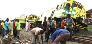 Train Kills Four, Injures One In Ghastly Keke Accident In Lagos